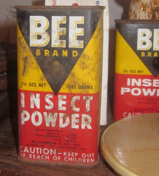 McCormick Bee Brand Insect Powder