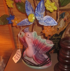 Pink Peacock TV Lamp