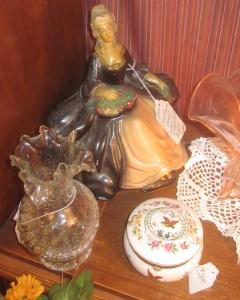 Regency Lady TV Lamp