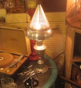 Ricer Lamp