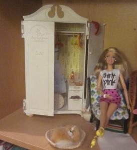 Suzy Goose wardrobe
