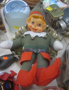 Goofy little Christmas Elf