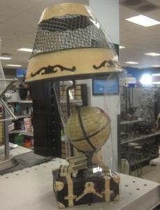 Traveling Lamp