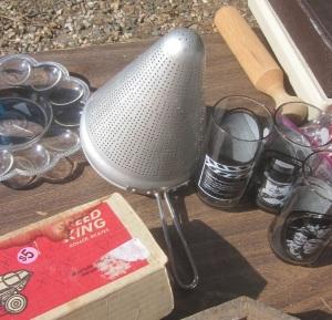 Lamp making kit