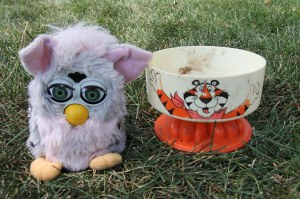 Tony or Furby