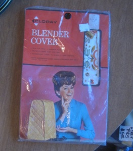 Vintage Blender Cover