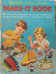 McCalls Giant Golden Make-it Book