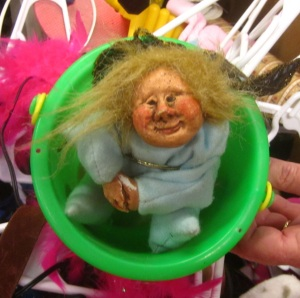 doll-in-a-pail