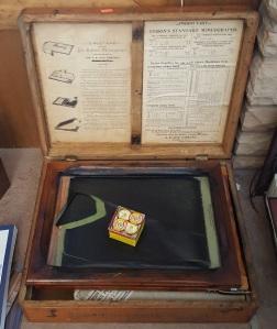 Edison Mimeograph Machine