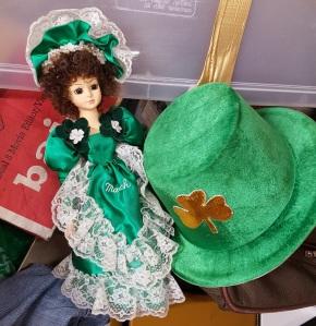 St Patrick's Day twofer