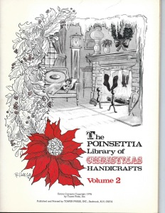 The Poinsettia Library of Christmas Handicrafts Vol 2