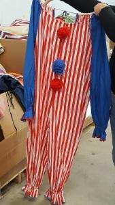 Eek it's a clown